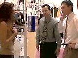 kupovanje modrčka - smešna potegavščina