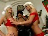 smešen filmček božičnih kuzlic