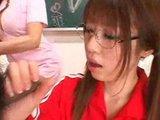 azijska orgija v razredu