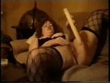 pohotna christine obdeluje svojo pičko