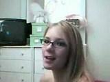 seksi dekle preko spletne kamere