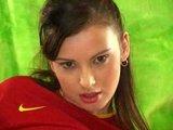 nogometna najstnica drka svojo pičko