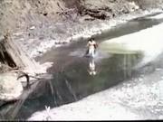 Posiljena v reki