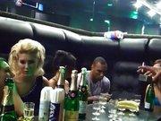 Šampanjec in špricanje